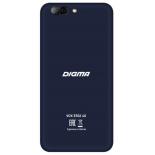 смартфон Digma VOX E502 4G 16Gb темно-синий