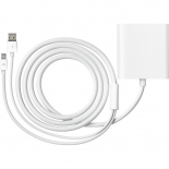 кабель (шнур) Apple Mini DisplayPort to Dual-Link DVI (MB571Z/A)