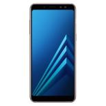 смартфон Samsung Galaxy A8 (2018) SM-A530 (2 sim), синий