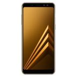 смартфон Samsung Galaxy A8 (2018) SM-A530, золотистый