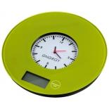 весы кухонные Energy EN-427, зеленые