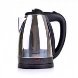 чайник электрический Magnit RMK-3220, серебристый с черным