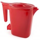 чайник электрический Мастерица ЭЧ 0,5/0,5-220, рубин