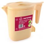 чайник электрический Мастерица ЭЧ 0,5/0,5-220, бежевый