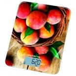 кухонные весы Polaris PKS 1043DG персики