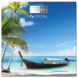 весы напольные Centek CT-2419, пляж