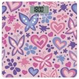 Напольные весы Scarlett SC-BS33E092, розовый/рисунок
