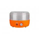 Сушилка для овощей и фруктов Аксион Т33, оранжевая