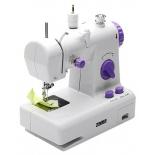 швейная машина Zimber ZM 10919 бело-фиолетовая