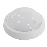 светильник потолочный Smartbuy SBL-HP-12W-4K-SEN, белый