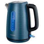 чайник электрический Philips HD9358/11, синий