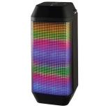портативная акустика Ginzzu GM-899B (MP3-плеером), черная