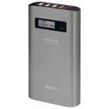 аккумулятор универсальный InterStep PB15000QC4U (IS-AK-PB158QC4U-000B210), аккумуляторная батарея