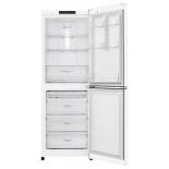 холодильник LG GA-B389SQCZ, белый