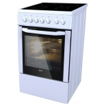 плита Beko CSE 57100 GW, белая