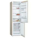 холодильник Bosch KGV39XK22R, бежевый