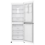 холодильник LG GA-B389SQQZ, белый