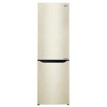 холодильник LG GA-B429SECZ, бежевый
