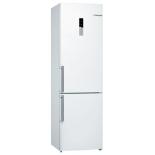 холодильник Bosch KGE39XW2OR, белый