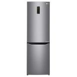 холодильник LG GA-B429SMQZ, серебристый