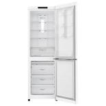 холодильник LG GA-B429SQCZ, белый
