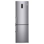 холодильник LG GA-M549 ZMQZ, Серебристый