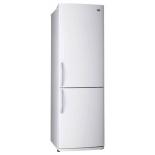 холодильник LG GA-B 379 UQDA, белый