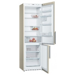холодильник Bosch KGE39XK2OR, бежевый