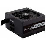 блок питания Corsair TX550M 80 Plus Gold 550W