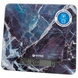 кухонные весы Vitek VT-8022, чёрные