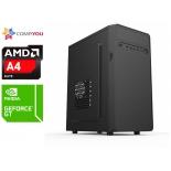 CompYou Home PC H557 (CY.615394.H557), купить за 20 530 руб.