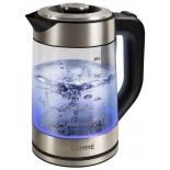 чайник электрический Lumme LU-133 черный жемчуг
