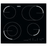 Варочная поверхность Zanussi ZEV56646FB, черная