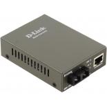 медиаконвертер сетевой D-Link DMC-F02SC