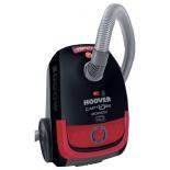 Пылесос Hoover TCP 2010 019, красный/черный