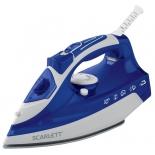 Утюг Scarlett SC-SI30K22 бело-синий