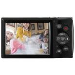 Цифровой фотоаппарат Canon IXUS 185, черный, купить за 7 410руб.