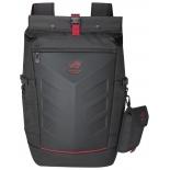 сумка для ноутбука Asus ROG Ranger 17, черная