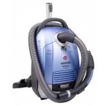 Пылесос Hoover TAT 2421 019, голубой/серый
