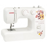 швейная машина Janome Sew Dream 510, Белая