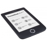 электронная книга PocketBook 614 Plus, черная