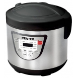 мультиварка Centek CT-1496, черная/сталь