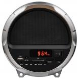 портативная акустика Ginzzu GM-886B, черная
