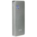 аккумулятор универсальный Мобильный аккумулятор Cactus CS-PBPT18-18000AL 18000mAh, серебристый