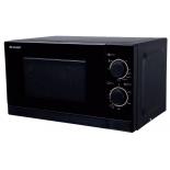 микроволновая печь Sharp R-6000RK, черная