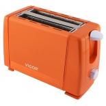 тостер Vigor HX-6015, оранжевый