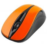 мышь Gembird MUSW-325-O USB, оранжевая