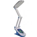 светильник настольный Эра NLED-424-2.5W-BU (LED, 2.5Вт, 220В), бело-синий