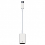 кабель (шнур) Apple USB3.1C - USB 3.1A (MJ1M2ZM/A), белый