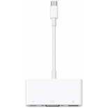 кабель (шнур) Адаптер Apple USB-C to VGA Multiport Adapter (MJ1L2ZM/A)